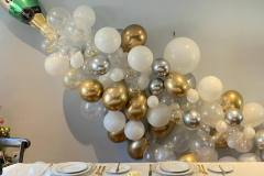 Champagne-Wall-At-Home