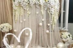 White-Floral-Backdrop