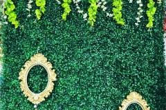 Green Grass backdrop rental